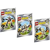 LEGO Mixels full set 41521 + 41522 + 41523 new