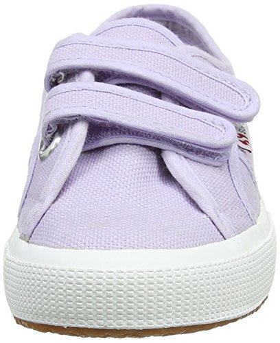 Superga  2750 Jvel Classic, Sneakers Basses mixte enfant Purple (violet Lilac)