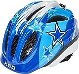 KED Meggy Kopfumfang S/M 49-55 cm blue stars