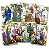 Le chevalier d'Eon, Vol. 1 - 8, Komplettset auf 8 DVDs