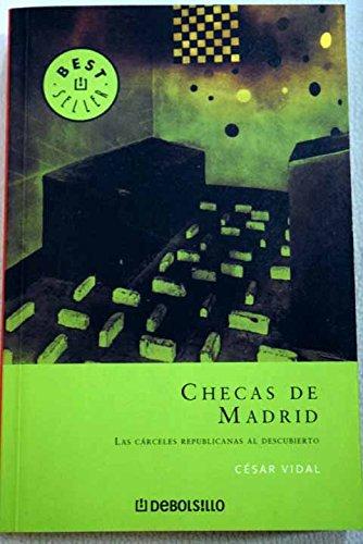 Descargar Libro Checas de Madrid (Bestseller (debolsillo)) de Cesar Vidal