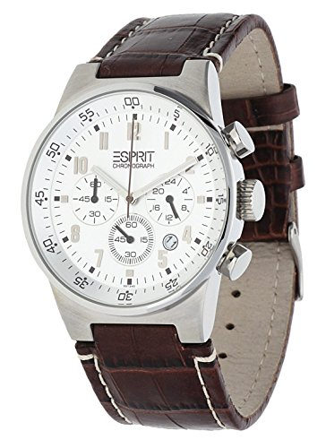 Esprit Men Watch Equalizer Chronograph brown ES000T31021
