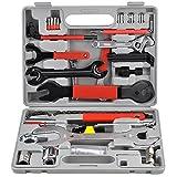MCTECH® 44 TLG. Fahrrad Werkzeug Fahrrad Reparaturset Fahrrad Werkzeugkoffer Tool
