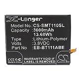cellePhone Akku Li-Polymer für Samsung Galaxy Tab 3 Lite 7.0 (ersetzt EB-BT111ABE)