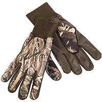 Deerhunter guanti di pile M. Pelle 8761, DH 95Realtree Max 5Camo