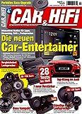 Car & Hifi 4/2019 'Die neue Car - Entertainer'