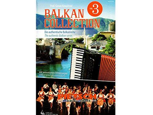 Preisvergleich Produktbild Verlag Purzelbaum, Balkan Collection, Vol. 3