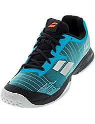 fdab7c46a76 Babolat Niños Jet Allcourt Junior Zapatillas De Tenis Zapatilla Todas Las  Superficies Azul Oscuro - Azul