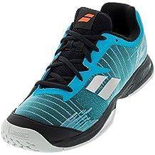 a6554715bdd6c Babolat Niños Jet Allcourt Junior Zapatillas De Tenis Zapatilla Todas Las  Superficies Azul Oscuro - Azul