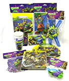 Teenage Mutant Ninja Turtles Party-Set, 85-teilig, Geburtstag, Party