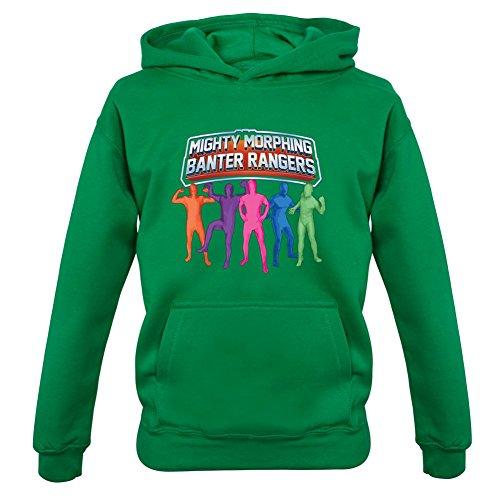 - Grünes Power Ranger Hoodie