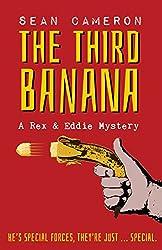 The Third Banana (A British Comedy Private Investigator Series Book 4)