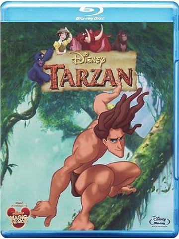 Tarzan [Blu-ray] [IT Import]