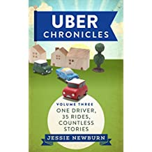 Uber Chronicles: One driver, 35 Rides, Countless Stories (English Edition)