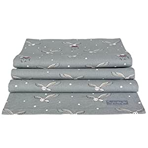Sophie Allport Table Runner - Night Owl design: Amazon.co