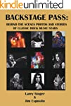 BACKSTAGE PASS: BEHIND THE SCENES PHO...