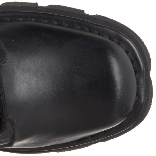 New Rock 236-S1, Stivali uomo Black