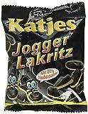 Katjes Jogger Lakritz, 20er Pack (20 x 200 g Beutel)