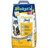 Biokat's Katzenstreu Classic 3in1, 1 Packung (1 x 20 L)