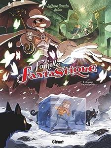 """Afficher """"La Famille fantastique n° Cycle 1 - Tome 3 L'Homme au parapluie"""""""