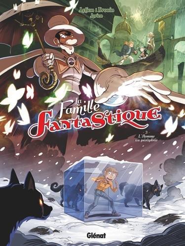 La Famille fantastique n° Cycle 1 - Tome 3 L'Homme au parapluie
