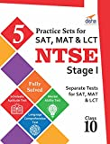 #8: 5 Practice Sets for SAT, MAT & LCT - NTSE Stage 1