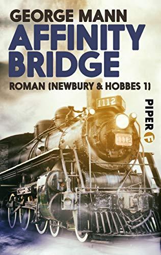 Affinity Bridge: Roman (Newbury & Hobbes 1)