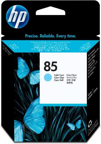 HP C9423A Testina di Stampa 85, Ciano Chiaro