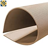 Flexible MDF Blatt-Korn – 6 mm Flexi MDF Board, 2440 mm x 1220 mm (2,4 m x 4 ft) – 10 Blatt
