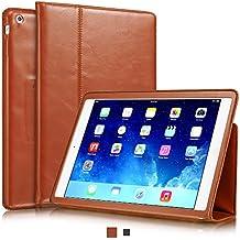 Kavaj Berlin - Funda para Apple iPad Air, color marrón
