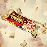 Grenade Carb Killa High Protein and Low Carb Bar, 12 X 60 g, White Chocolate Salted Peanut