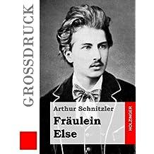 Fräulein Else (Großdruck)