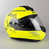 Schuberth Casco C3 Pro Flue Yellow Europe X-L 61-62cm