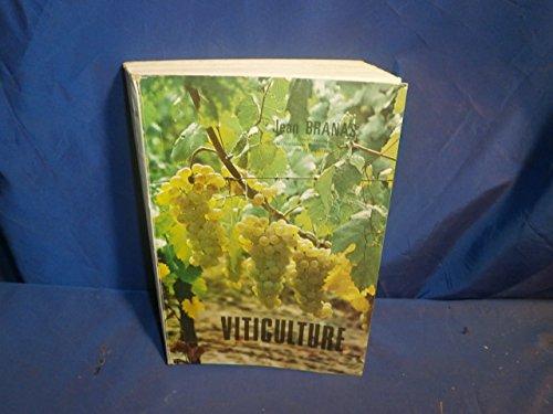 Viticulture par Jean Branas