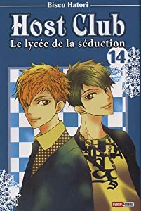 Host Club Edition simple Tome 14