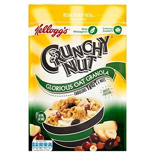 Kellogg's Crunchy Nut Hafer Granola Frucht & Nut 380g
