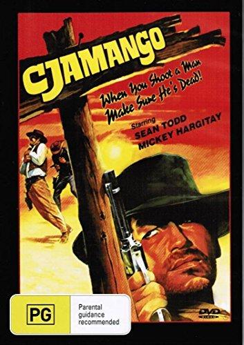 Django - Kreuze im blutigen Sand / Cjamango ( ) [ Australische Import ]