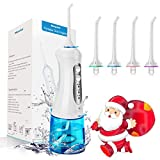 Best Cordless Water Flossers - Cordless Water Flossers,Morpilot Professional Dental Oral Irrigator,3 Modes Review