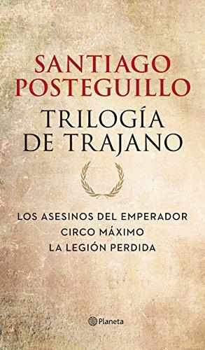 Trilogía de Trajano (pack) eBook: Posteguillo, Santiago: Amazon.es ...