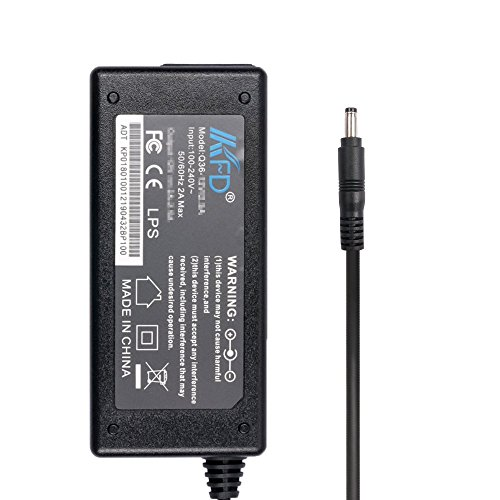 KFD Universal Netzteil 12V Ladegerät für Seagate, Western Digital, Verbatim, Telekom, T-COM, AVM, Fritzbox, Speedport, Laptop, Drucker, Scanner, Router, Fax, PC Engines ALIX.1D, ALIX 1D