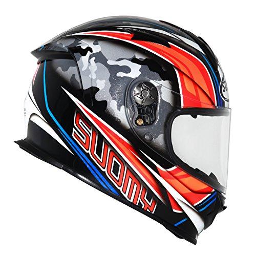 Suomy Motorradhelm SR Sport Shape, Mehrfarbig (Mimetic), L