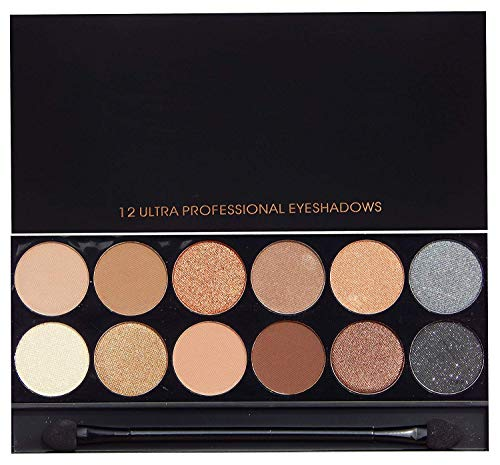 FIRSTZON 12 color eyeshadow palette 16 g