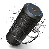 Zamkol Enceinte Bluetooth Portable, Waterproof Haut-Parleur...