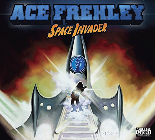 Ace Frehley: Space Invader Digi (Audio CD)