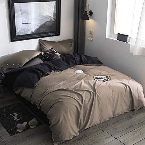 JTY Komfortspuren 4 Stück Bedding Set Leichtgewicht Mikrofaser-Duvet Cover Set,4,220 * 240 (Minnie Voller Größe Bettwäsche-set)