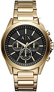 Armani Exchange A|X Men's Stainless Steel Band W