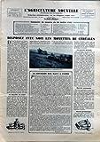 Best La vente Bottes de travail - AGRICULTURE NOUVELLE (L') N? 1631 du 30-07-1932 DISPOSEZ Review