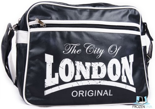Sac London Original | Robin Ruth | Noir Mate | Souvenirs de Londres
