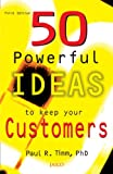 This book is designed to get all managers and employees thinking about the little things that can make all the difference. It's a quick read – you can finish it in less time than it takes to deal with one customer complaint. And if you put the inform...