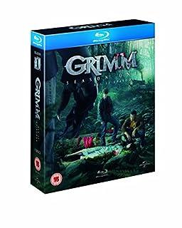 Grimm - Season 1 [Blu-ray] (B007P3Q9UA) | Amazon price tracker / tracking, Amazon price history charts, Amazon price watches, Amazon price drop alerts